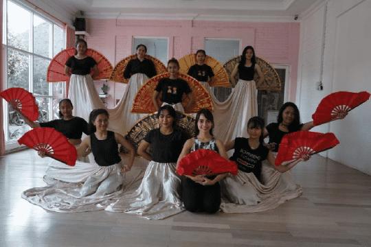 Mataya , Tari Bertema Keberagaman dari Mila Art Dance