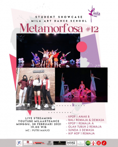 Metamorfosa #12 Day 3