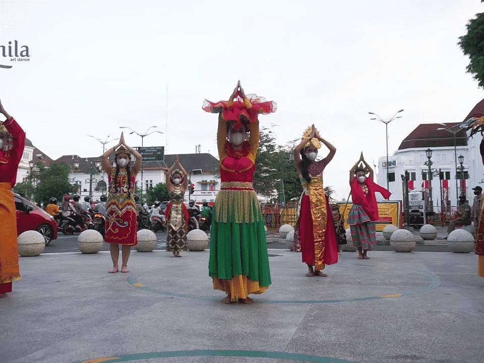 Edisi Kemerdekaan RI - Tarian Mataya Indonesia untuk Kemerdekaan RI ke-76